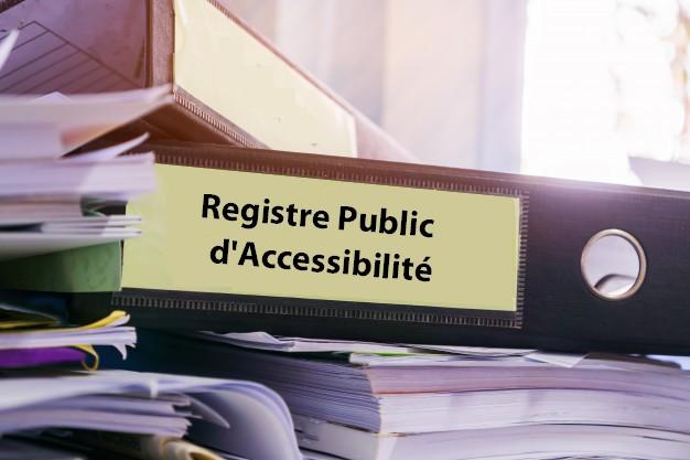 Registre Public d'Accessibilité et documents